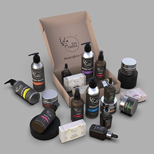I will do amazing packaging mock up and label design for your brand and commercial use in marketp