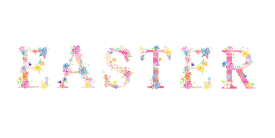 write an Easter blog article
