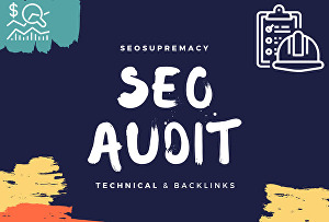 I will provide expert SEO audit report, competitive analysis report
