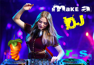 I will make a dj mix set for you