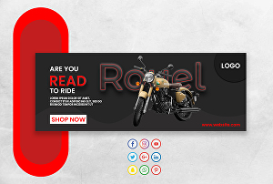I will do social media post design covers and headers template