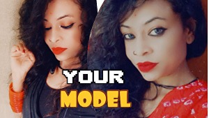 I will be a female video model