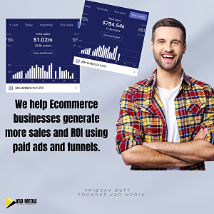 I will run profitable campaigns for your Ecommerce store