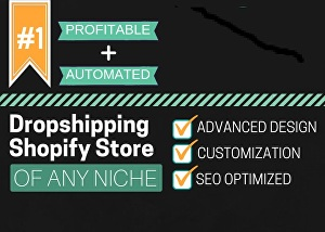 I will be Shopify product listing and data entry VA