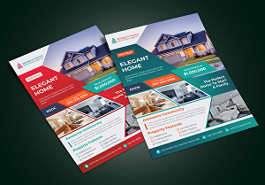 I will design corporate ,  business , real estate flyer and brochure