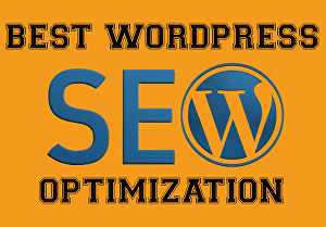 I will do SEO  Wordpress full onpage optimization