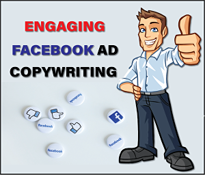 I will  write engaging Facebook ad copy that sells