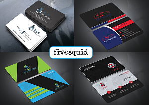 I will do professional, modern and awesome business card design