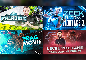 I will design eye catching youtube gaming thumbnail