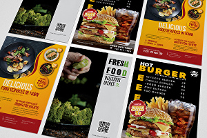 I will do awesome flyer design for your business