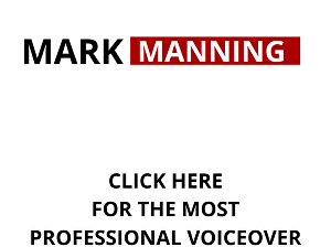 I will record a professional voiceover or narration