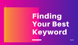 I will do excellent keyword research for your SEO journey