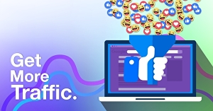 I will boost website traffic for up to 10 days