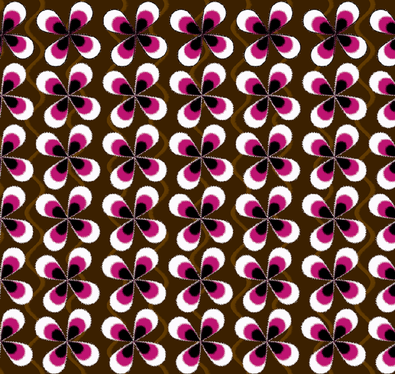 design seamless surface patterns for your fabric