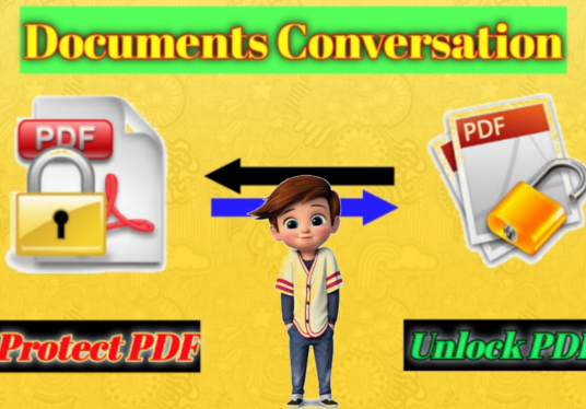 Convert PDF File To Word, Excel, PowerPoint And Into PDF