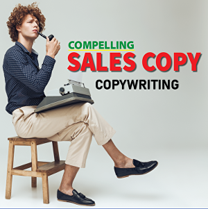 I will write A compelling sales copy that converts