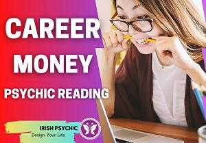I will provide a professional money and career goals psychic reading