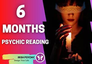 I will provide next six months prediction psychic reading