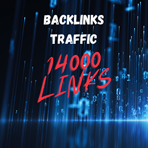 I will provide 14000 website link submissions for 1 website domain name for natural traffic