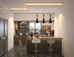 I will do 3d kitchen and Bathroom interior design, modeling and realistic rendering