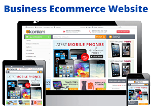 I will build an eCommerce   WordPress Website for online store with woocommerce