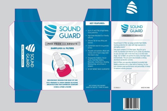 do product packaging and product label design