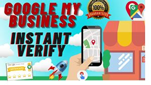 I will create, verify  and optimize your Google My Business account