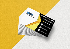 I will design business card, stationery, letterhead, id card