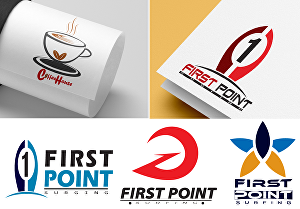 I will do professional  business logo design