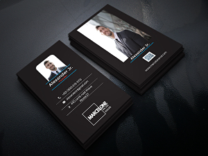 I will design Vertical and Flat Business Card