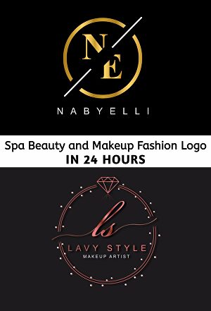 I will design modern luxury Beauty Makeup and Fashion Logo