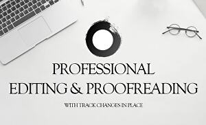 I will provide expert proofreading and copy-editing services