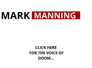 I will be The Voice of Doom
