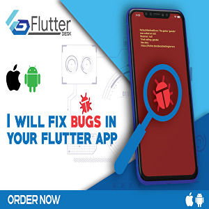 I will help for publishing flutter, react native, android app to play storeand fixing errors
