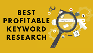 I will Provide You Best Profitable Keyword Research