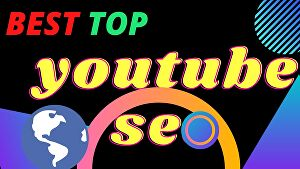 I will do youtube video SEO for top ranking