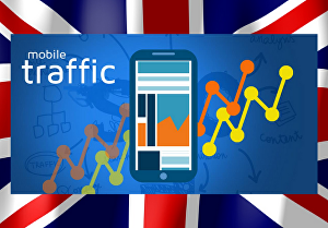 I will drive 10000 real UK mobile traffic to your website