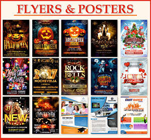 I will do professional flyer brochure and price catalogue design