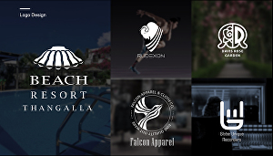 I will design professional logo for your business or brand