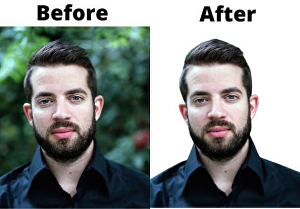 I will remove background images professionally