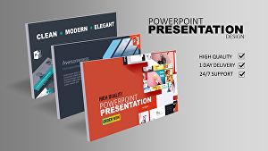 I will Create Professional Business PowerPoint Presentation, PPT Slides, and Google Slides design