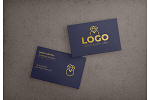 I will design Business card, Redesign Business card in one day