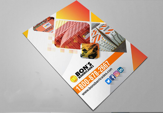 do professional flyer design within 24 hours