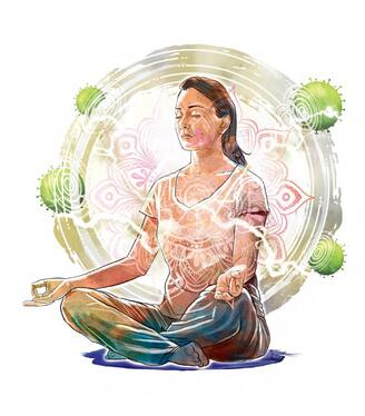 provide my powerful meditation or relaxation music for commercial use