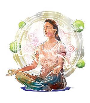 I will provide my powerful meditation or relaxation music for commercial use