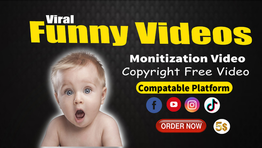 make professional funny viral video for youtube and tiktok
