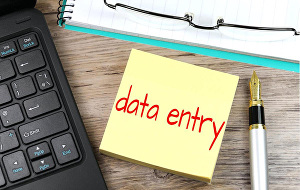 I will do accurate Data Entry and Typing jobs