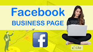 I will Create and design Facebook business page and optimize