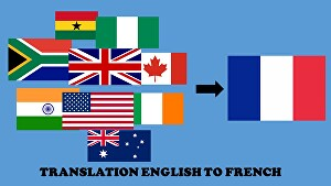 I will translate your documents from English to French
