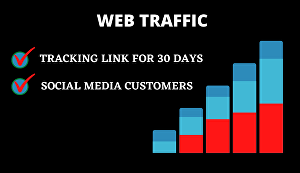 I will boost UK targeted real organic Web Traffic to your Website